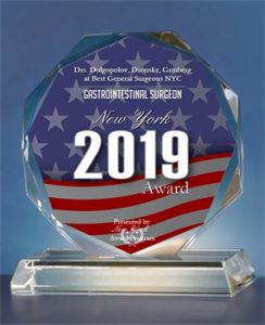 2019-best-gastrointestinal-surgeons-award-new-york-NY-awards