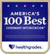 Americas 100 best coronary intervention award | Healthgrades